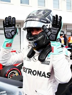 Nico Rosberg faz a pole position para o GP da Hungria