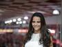 Viviane Araújo exibe cinturinha de pilão em ensaio do Salgueiro