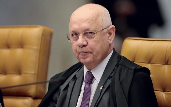 Teori Zavascki ministro do supremo Tribunal (Foto:  Agencia Senado)