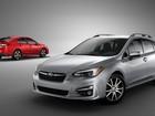 Subaru mostra novo Impreza no Salão de Nova York