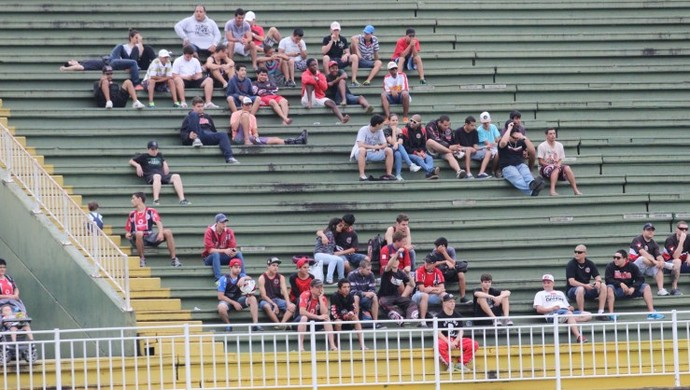 Joinville torcida (Foto: José Carlos Fornér/JEC)