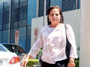 Ramona Rodriguez, a médica cubana do programa Mais Médicos que pediu asilo para os EUA (Foto: Pedro Ladeira/Folhapress)
