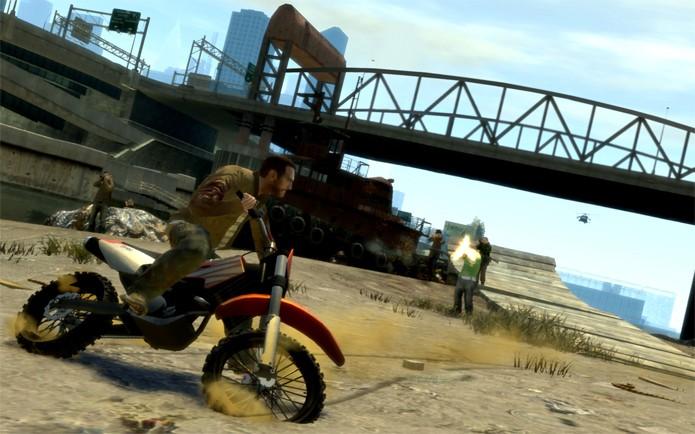 GTA 4 é uma das ofertas do Xbox Live (Foto: Divulgação)