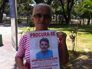 Maria Aldenir de Sousa (Foto: Thiago Conrado / G1)
