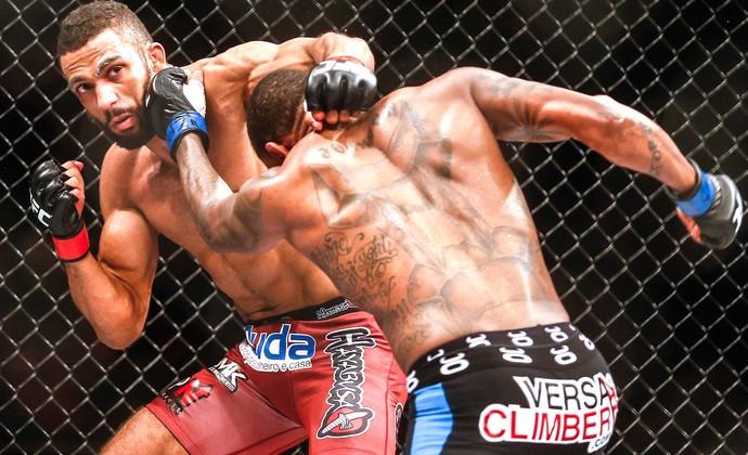 Edson Barboza x Michael Johnson, UFC (Foto: Wander Roberto / Inovafoto)