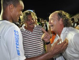 diones; falcão (Foto: Eric Luis Carvalho/Globoesporte.com)