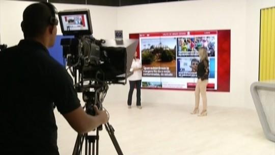 Inter TV Notícia comemora primeiro ano de exibição do telejornal