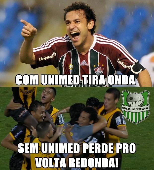 Zoação Fluminense Volta Redonda