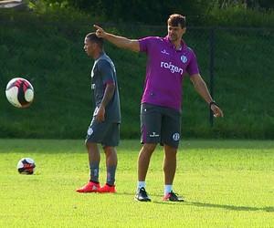Ronaldo Guiaro, técnico XV de Piracicaba (Foto: Reprodução EPTV)