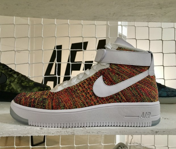 Nike Air Force 1 (Foto: Felipe Blumen)