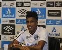 """Cortez vê """"brecha"""" na Primeira Liga para ganhar espaço no Grêmio"""