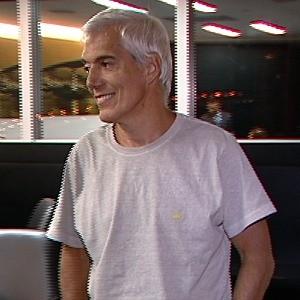 Jorge Donati consegue liberdade (Foto: Reprodução/TV Gazeta)