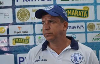 Retorno: Após 13 anos e passagem no Confiança, Carlinhos volta ao Sergipe