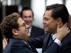 Leo DiCaprio e Jonah Hill repetem parceria após 'O lobo de Wall Street'