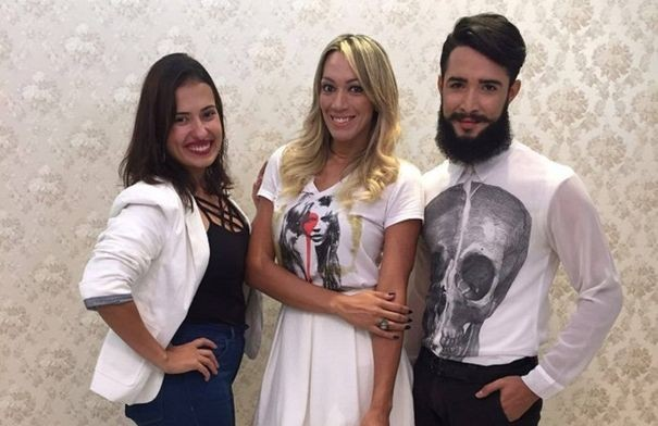 """Equipe do """"Super Combinando"""" (Foto: Divulgação / TV Sergipe)"""