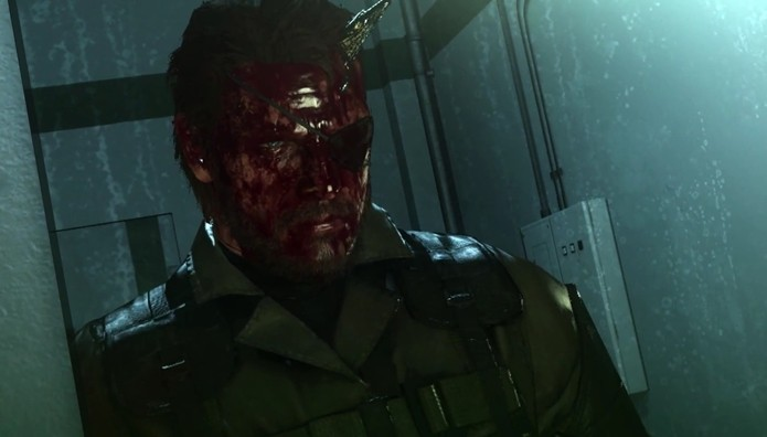 Nova aventura de Big Boss chega aos consoles da Sony e Mirosoft no dia 1º de setembro (Foto:Reprodução/YouTube)
