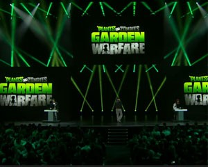 Novo game 'Plants versus Zombies: Garden Warfare' (Foto: Reprodução)