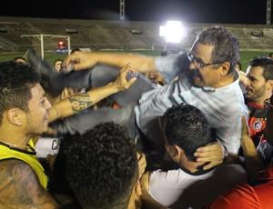 francisco diá, campinense (Foto: Francisco França / Jornal da Paraíba)