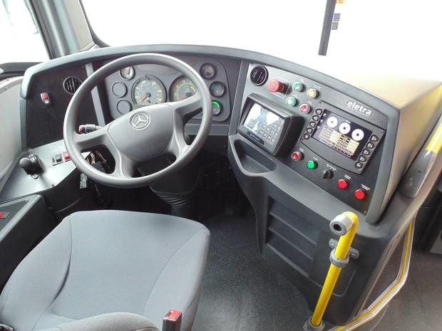 Veículo foi desenvolvido com recursos do governo federal e parcerias (Foto: José Antônio do Nascimento/ Divulgação)