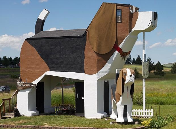 Dog Bark Park Inn (Foto: Divulgação)
