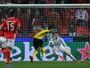 Após Ederson brilhar, Benfica tenta de novo parar Borussia para ir às quartas
