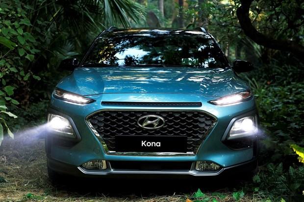 Hyundai Kona (Foto: Divulgação)