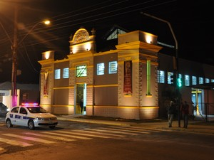 Espaço Z, no Centro de Resende (Foto: Márcio Fabian/Prefeitura Resende)