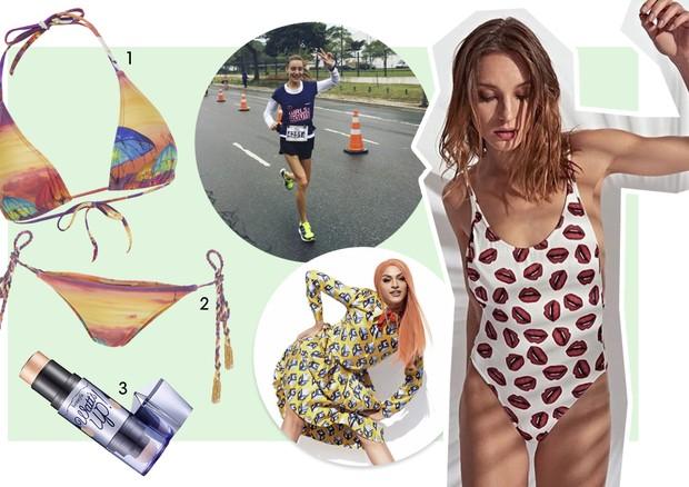 Guia de verão - Isabel Hickmann (Foto: Reprodução/Instagram e Divulgação)