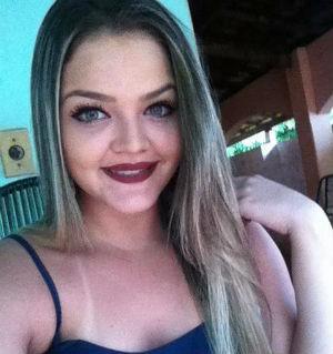 Thaynara Portilho é estudante do 7º período de direito (Foto: Divulgação)