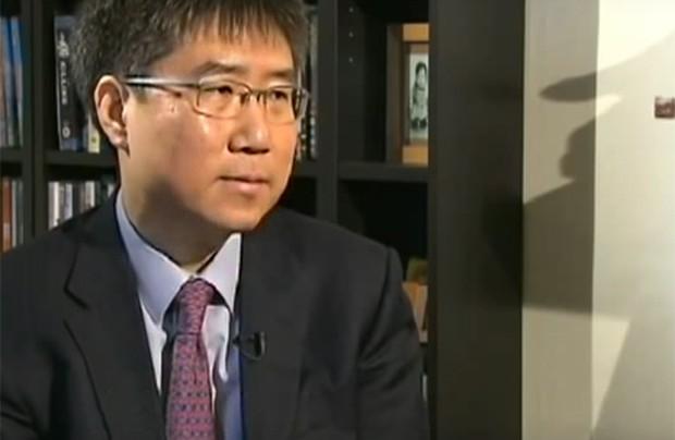 Economista coreano Ha-Joon Chang (Foto: Reprodução/TV Globo)