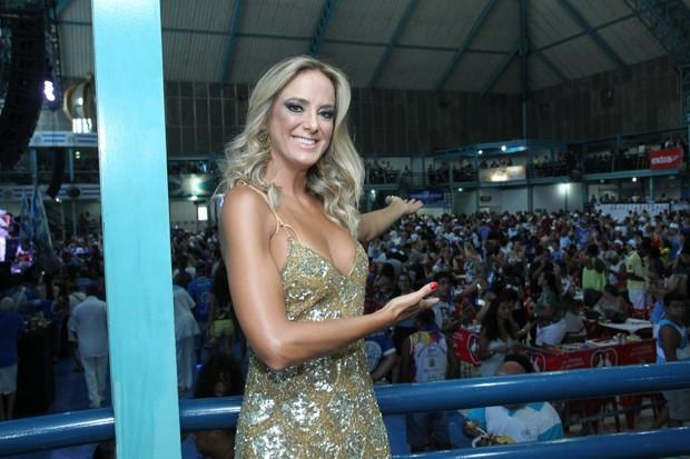 Ticiane Pinheiro (Foto: Marcello Sá Barretto/AgNews)