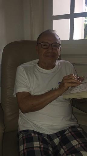 Stênio Garcia (Foto: Arquivo pessoal)
