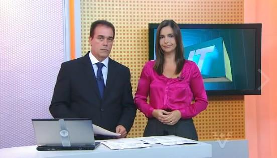 Tony Lamers e Vanessa Machado (Foto: arquivo)