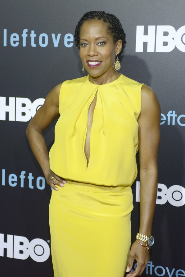 A atriz Regina King (Foto: Getty Images)