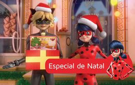 Especial de Natal Clipe Ladybug