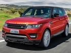 Primeiras impressões: Range Rover Sport 5.0 V8 Supercharged