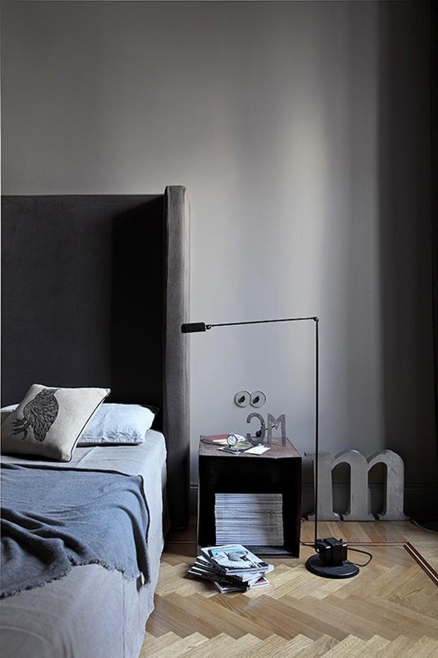 Top 20 quartos decorados com minimalismo casa vogue ambientes - Slaapkamer lay outs ...
