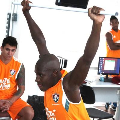 Luiz Fernando, Fluminense (Foto: Nelson Perez / Fluminense)