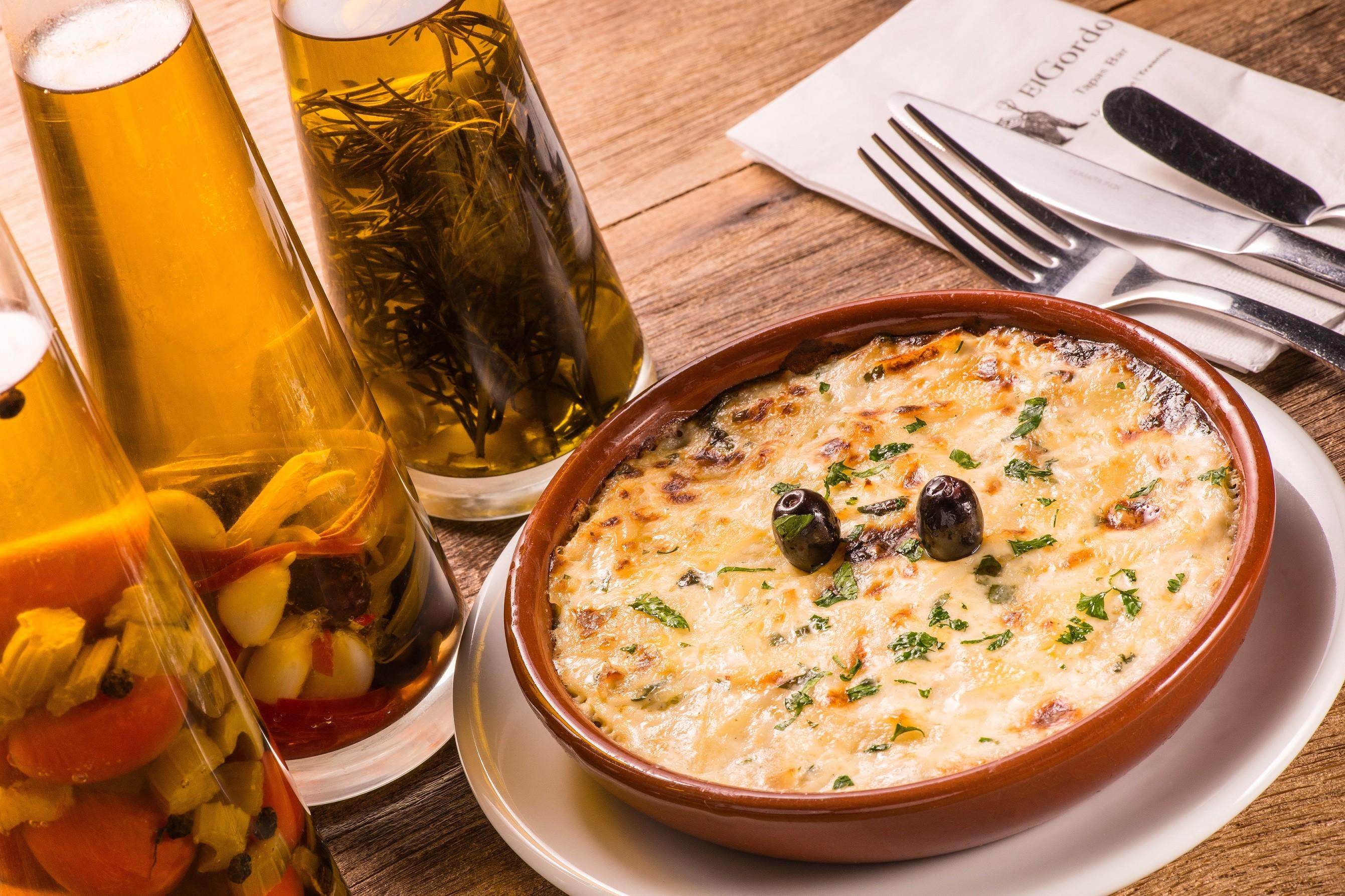 Receita: bacalhau com natas é tradição portuguesa na sua mesa