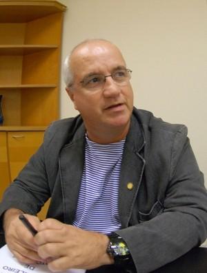 Maurício Pimentel, secretário de Esporte e do Lazer de Sergipe (Foto: Ascom/Seel)