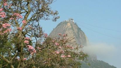Primavera no Rio deve ter temperaturas de até 40 graus