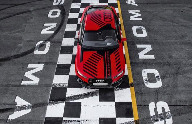 Audi RS7 autônomo (Foto: Divulgação)