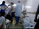 Pacientes denunciam superlotação do Hospital Getúlio Vargas, no Recife