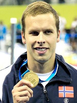 Alexander Dale nadador morto arquivo (Foto: AP)