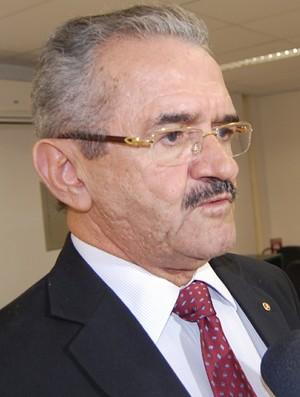 valberto lira, ministério público, paraíba (Foto: João Brandão Neto / GloboEsporte.com/pb)