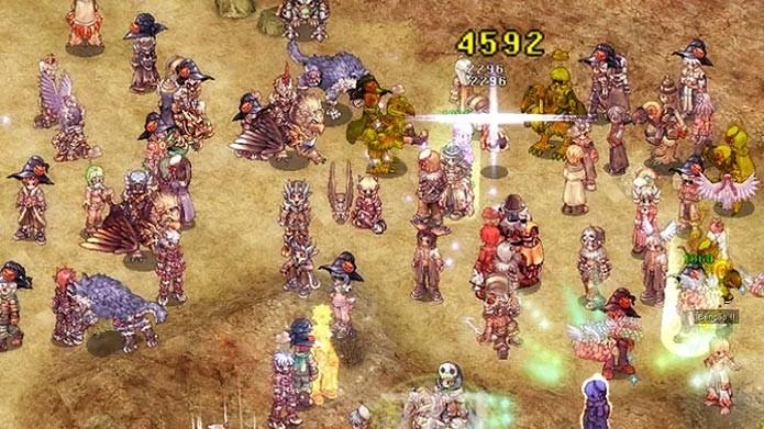 Ragnarok certamente é um dos games mais jogados mundialmente (Foto: Divulgação)