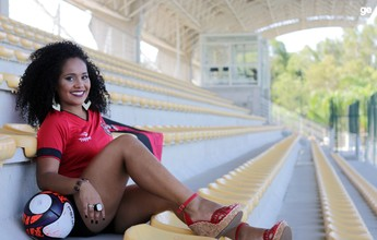Fã de Milar, musa do Brasil de Pelotas concorreu duas vezes até ser eleita