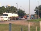 PRF publica portaria restringindo tráfego de caminhões na BR-101
