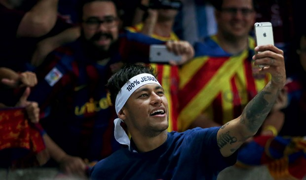 Neymar Jr. (Foto: Getty Images)