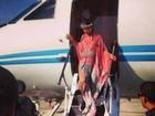 Rihanna desembarca em Israel com visual riponga